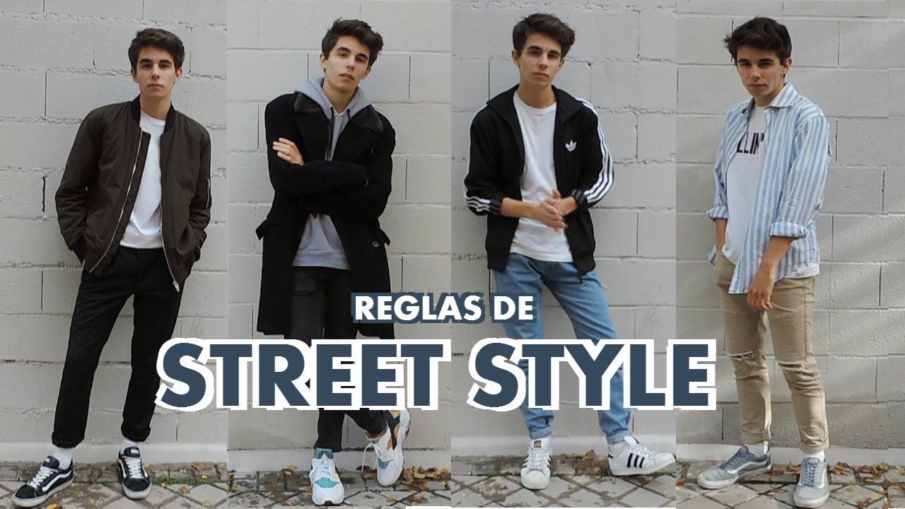 Reglas De Street Style Juanjus Youtube