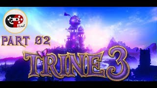 Trine 3: The Artifacts of Power Game Play -  EP 02 - ( in Persian /به زبان فارسی )