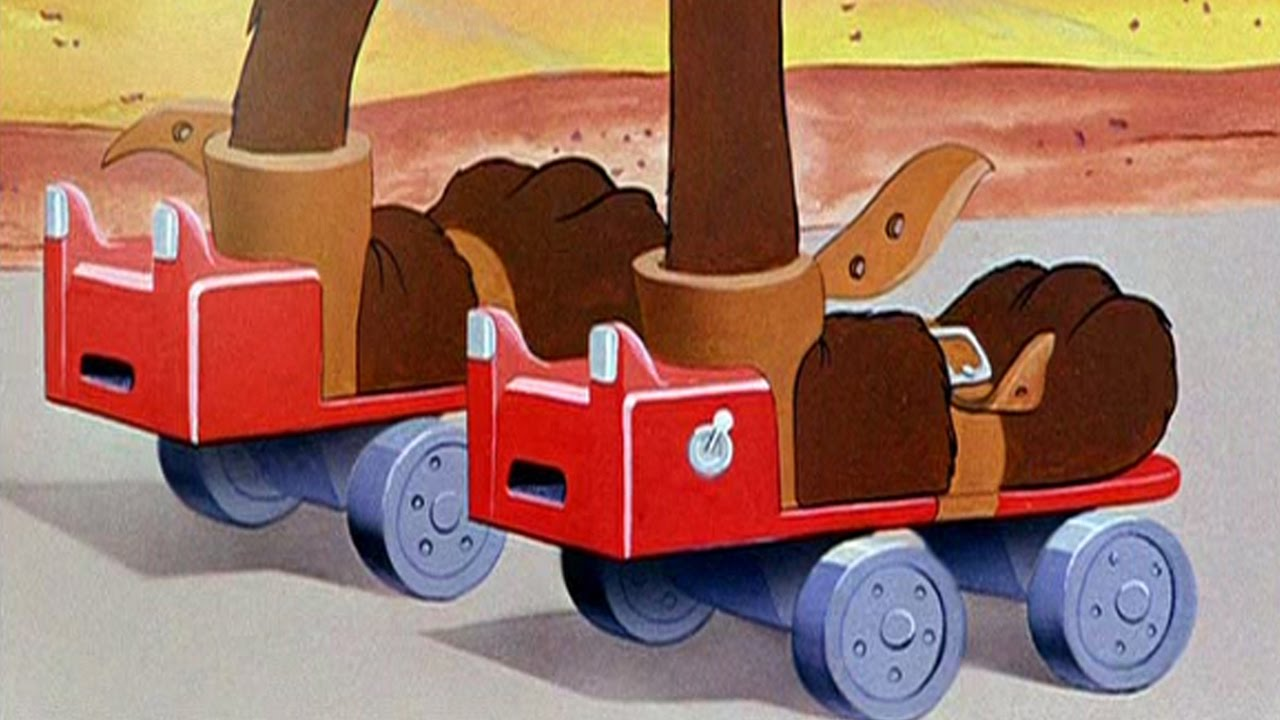 Video beep beep e wile coyote in pattini u2022 rollerquad.it