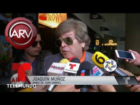 Super Martinez - Juan Gabriel Está Enfermo Dice Ex Manager