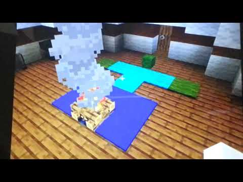 How to make wandering trader House in minecraft