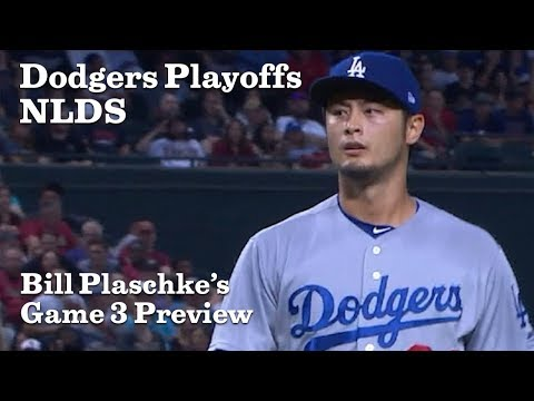Dodgers First Pitch with Bill Plaschke: Can the Dodgers sweep? | Los Angeles Times