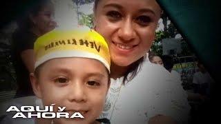 Esta madre escribió decenas de cartas a las autoridades de EEUU pidiendo ser reunificada con su hijo