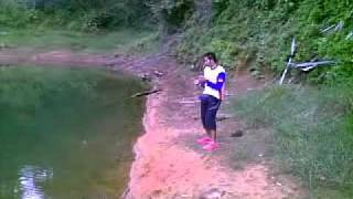 Fishing 5kg Giant Snakehead Fish At Lake Kenyir