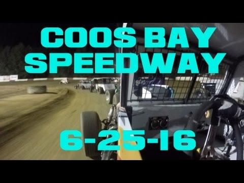 Coos Bay Speedway 6-25-16