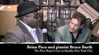 """The Pace Report: """"Barthology"""" The Bruce Barth Interview"""