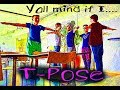 Download T-Pose Tuesday