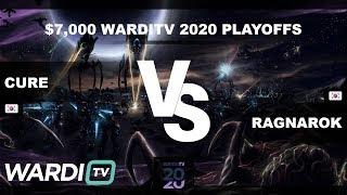 GRAND FINALS! Cure vs RagnaroK (TvZ) - $7,000 WardiTV 2020