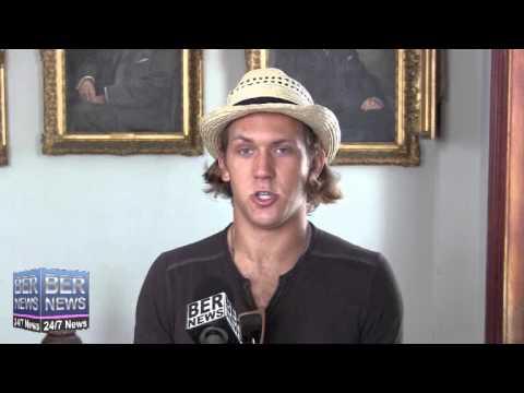 Christian Shaw Of Plastic Tides, June 6 2014