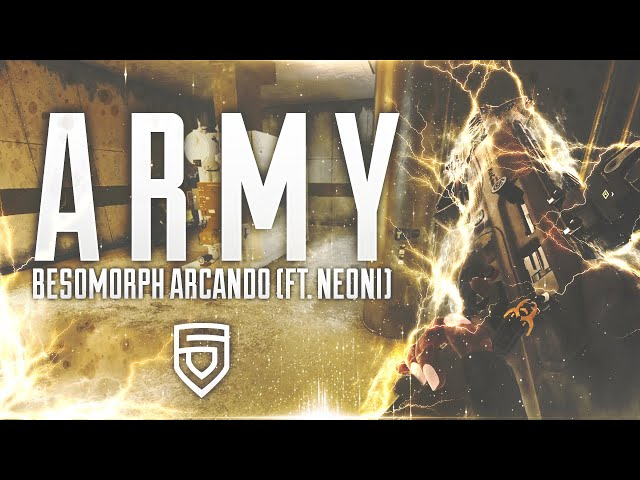 Army   Rainbow Six Siege Community Edit   #ThisisPENTA