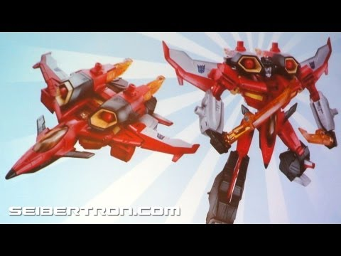 Hasbro's Transformers 30th Anniversary Panel at SDCC (Slideshow, no audio)