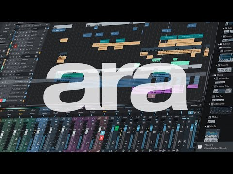 ARA2 with Revoice Pro 4.0 & Studio One 4.1 thumbnail