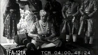 An Indian Durbar, 1926