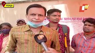 Signature Campaign Opposing Closure Of Sambalpur Road Railway Station