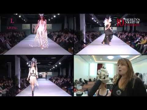 Interview Living Faces - 10. Berlin's Night of Fashion (BNOF)