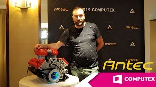 [Cowcot TV] COMPUTEX 2019 : Le stand ANTEC