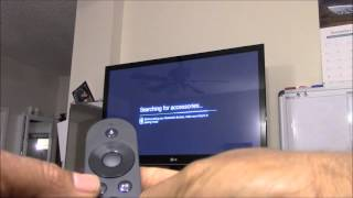 HOW TO PAIR NEXUS PLAYER REMOTE