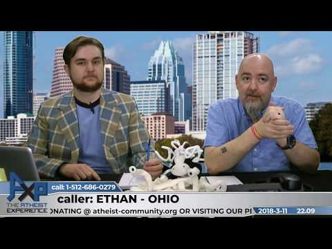 Atheist Experience 22.09 with Matt Dillahunty and Jamie