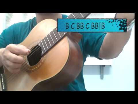 Điệu Cha Cha Cha Guitar 4/4 - Cha Cha Cha Guitar 4/4 - 4dummies.info - ghita.vn