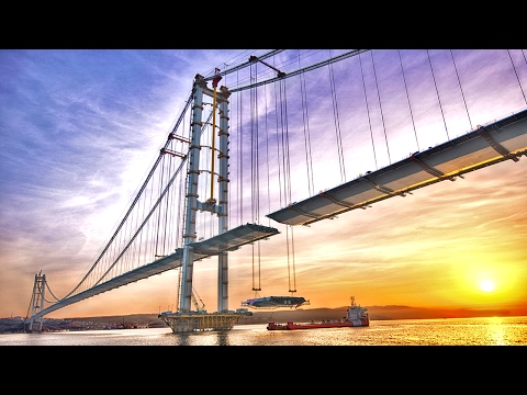 Turkey's Infrastructure Boom: Future MEGAPROJECTS