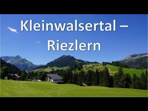 Bad Hindelang - Kleinwalsertal - Riezlern