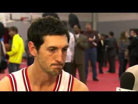 Kirk Hinrich Media Day Interview