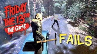 Friday The 13th FAIL Compilation