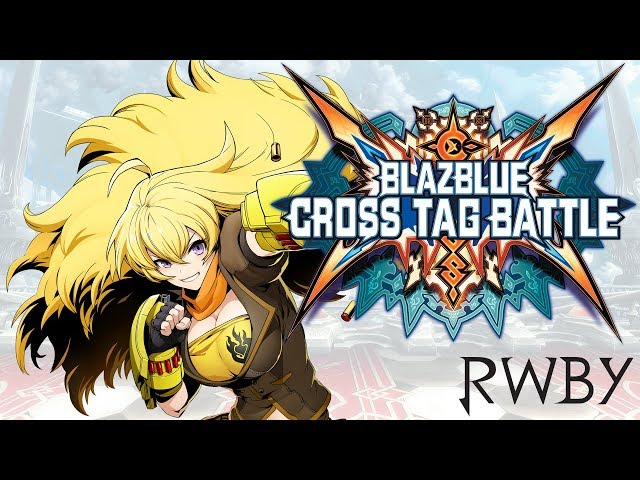 BlazBlue: Cross Tag Battle: Release Date, Characters, News