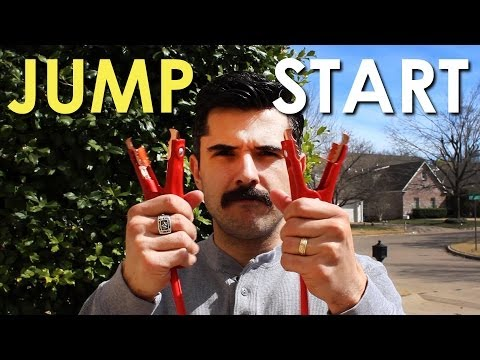 How To Jump Start A Car | The Art Of Manliness