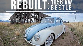 REBUILT: 1956 VW Beetle