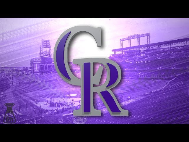 Colorado Rockies 2017 Home Run Horn