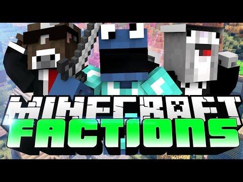 Minecraft FACTIONS Server Let's Play - Episode 157 - EPIC 2 VS 3 KIT START BATTLE