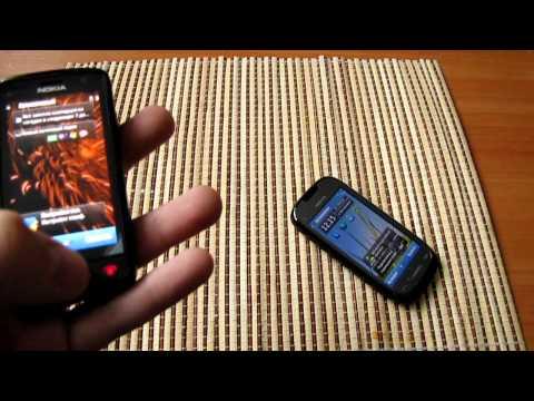 Nokia C6-01 против Nokia C7 [HD]