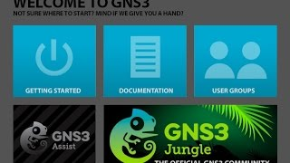 A New Version of GNS3 Quick Setup of IOS image | gns3 ios download