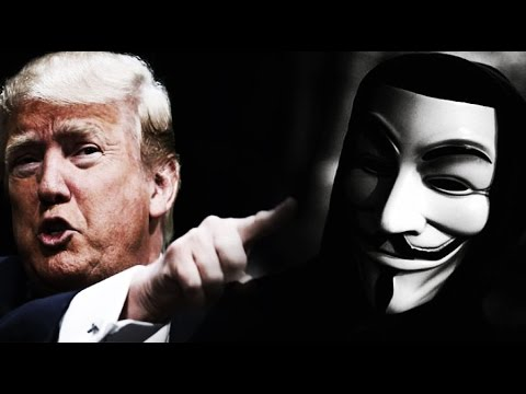 Thumbnail: Anonymous - Message to president Donald Trump