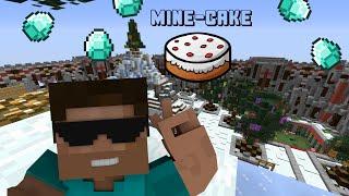 MINE-CAKE reklama serwera