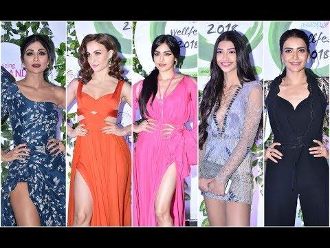 Asia Spa Awards 2018 Full HD Show | Shilpa Shetty, Adah Sharma And More
