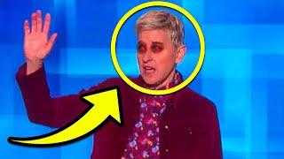 Ellen Scenes You Won't Believe Exist