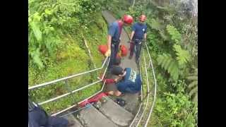 Akaka Falls State Park (recovery of drowning victim) 2014