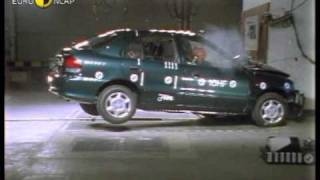 Euro NCAP Hyundai Accent 1998 Crash test