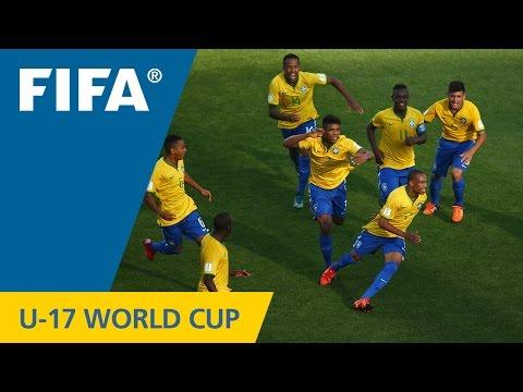 Highlights: England v. Brazil - FIFA U17 World Cup Chile 2015