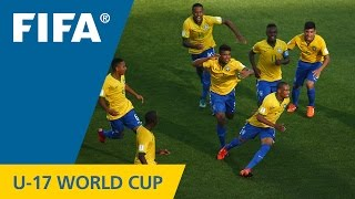 Highlights: England v. Brazil - FIFA U17 World Cup Chile 2015