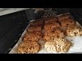 Dietetyczne Ciastka owsiane, Oatmeal cookies fit gym