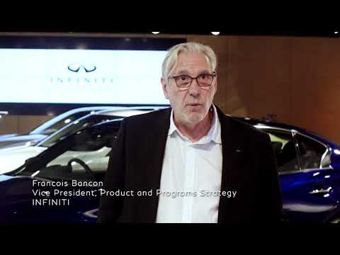 INFINITI to go electric from 2021