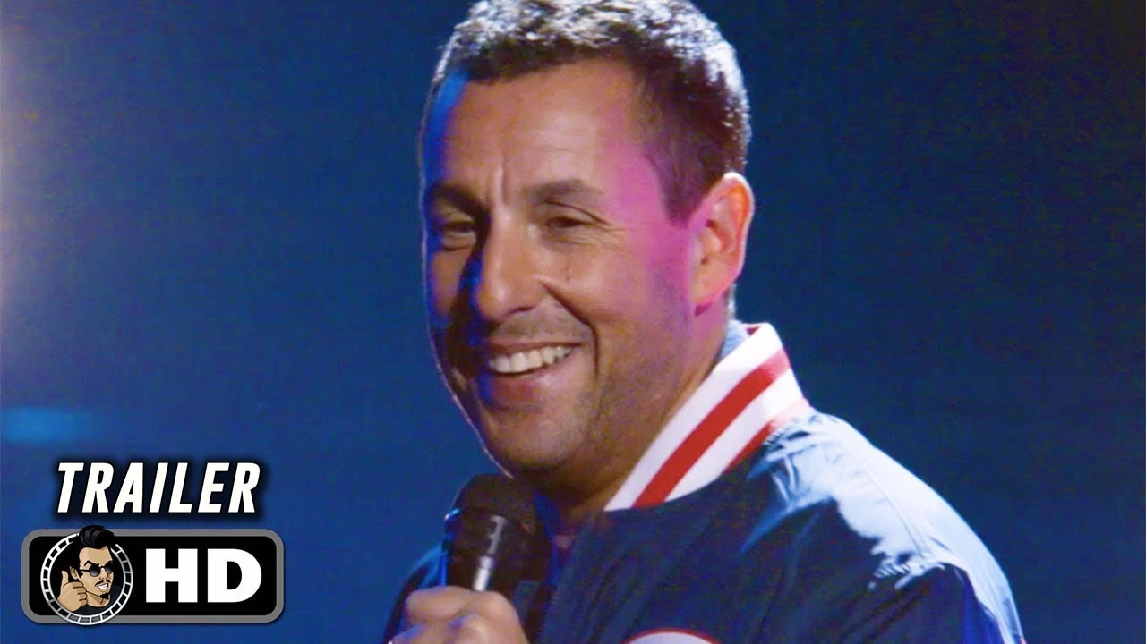 ADAM SANDLER: 100% FRESH Official Trailer (HD) Netflix ...
