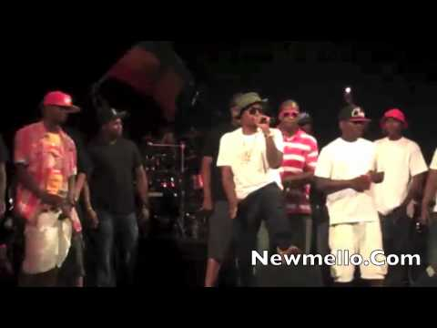 [Video] Nas -- Nasty (Live At Central Park)