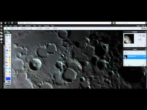 """moon anomaly 1 : """" moon castle """" anomaly rediscovered / discovered"""