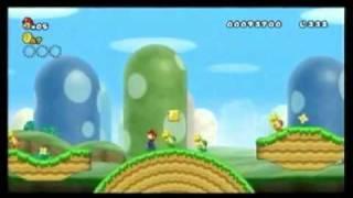 [洗腦]吳君如 玩 Wii 超級孖寶兄弟 x10min