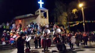Gran baile en Ullpán con la Única de Marcará Junio 2014