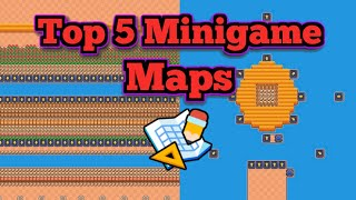 Top 5 Minigames In Map Maker Part 3